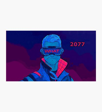 Cyberpunk 2077 Wall Art Art Cyberpunk 2077 Cyberpunk