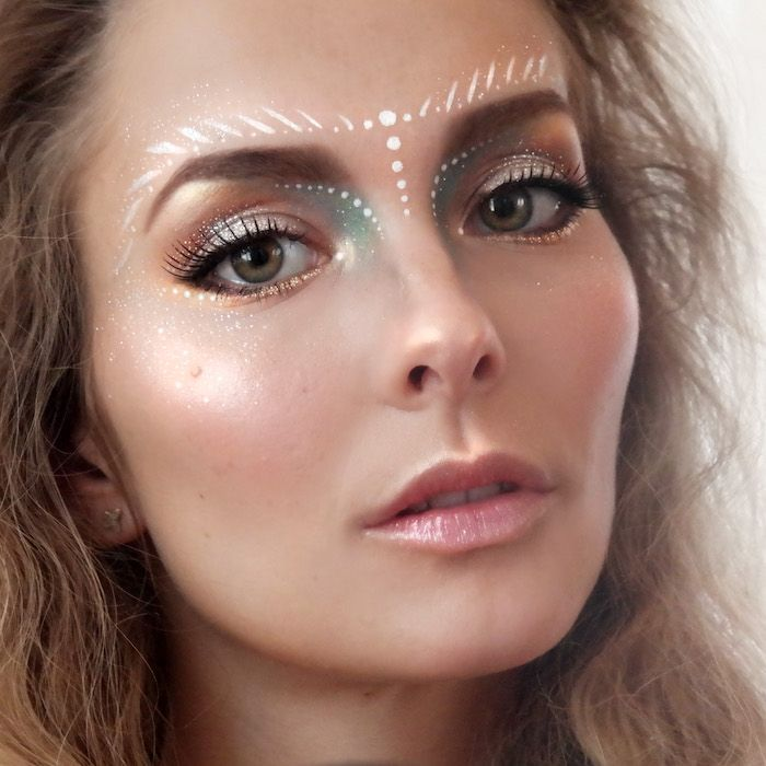 Photo of ▷ 1001 + ideas for beautiful, unique and eye-catching festival make-up – great