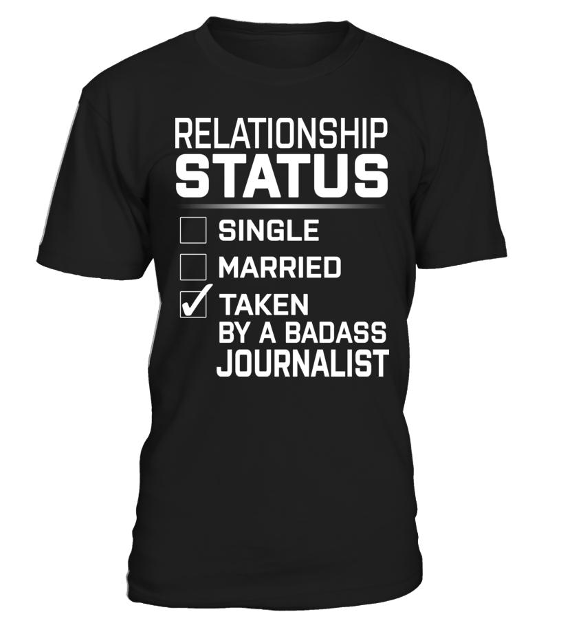 Journalist - Relationship Status