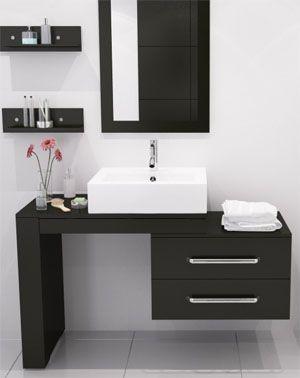 39++ Small modern vanity inspiration