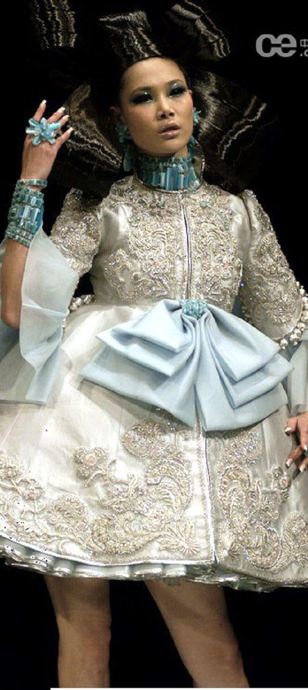 Guo Pei - Haute Couture