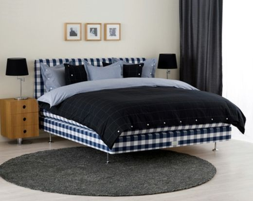 Luxurious bed design by Hästens for your good night\u0027s sleep Bed - luxurioses bett hastens tradition und innovation