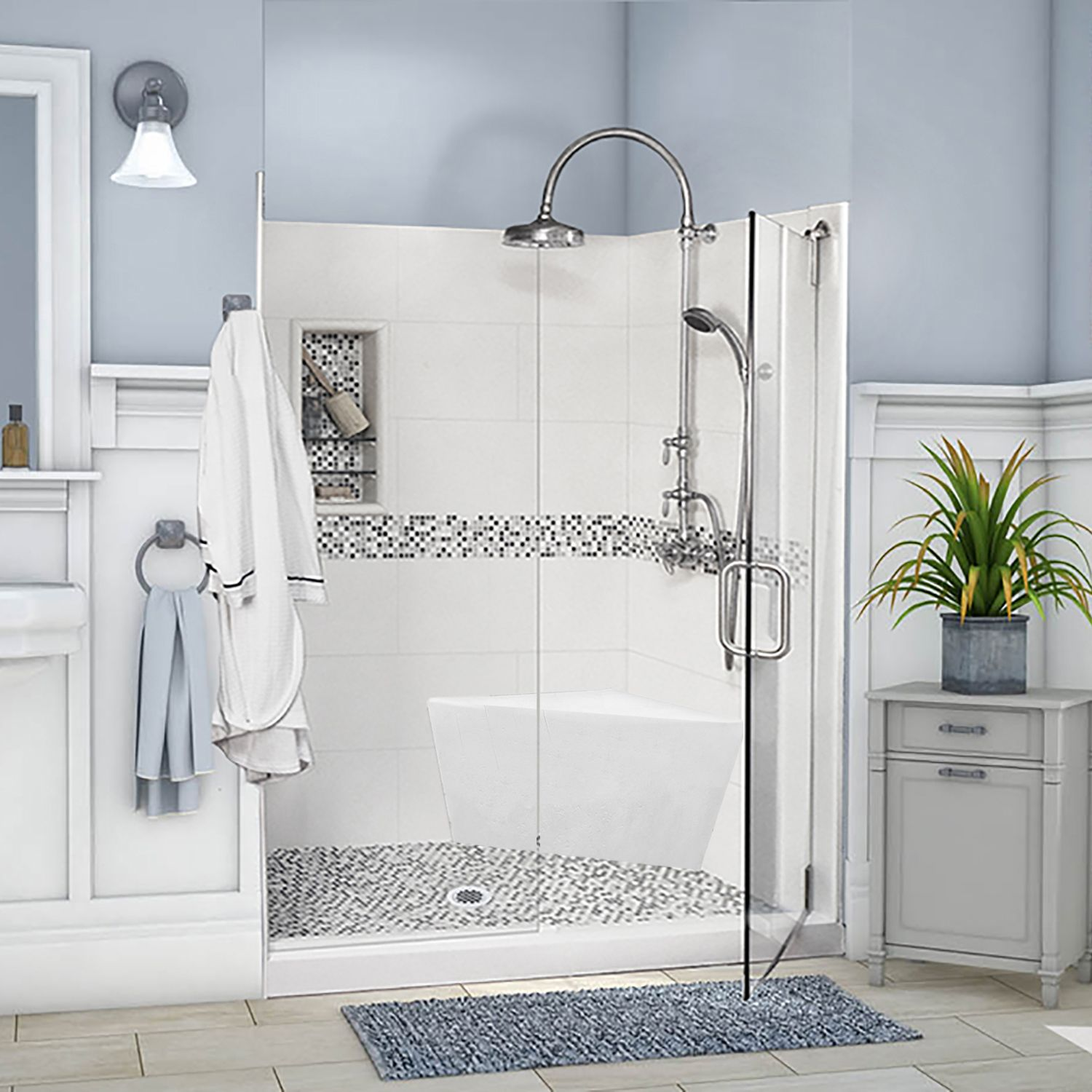 Pin On Shower Remodel Ideas