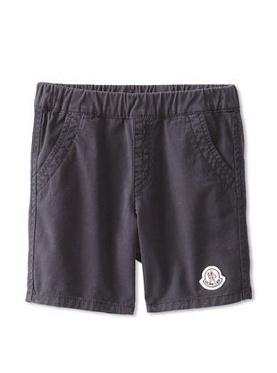 40% OFF Moncler Kid's Bermuda Shorts (Navy)
