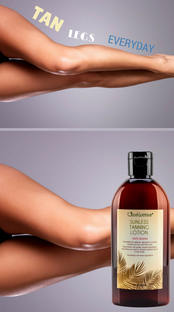 Sunless Tanning AntiAging (With images) Skin radiance