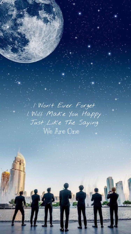 Wallpaper Promise Exo Lyrics
