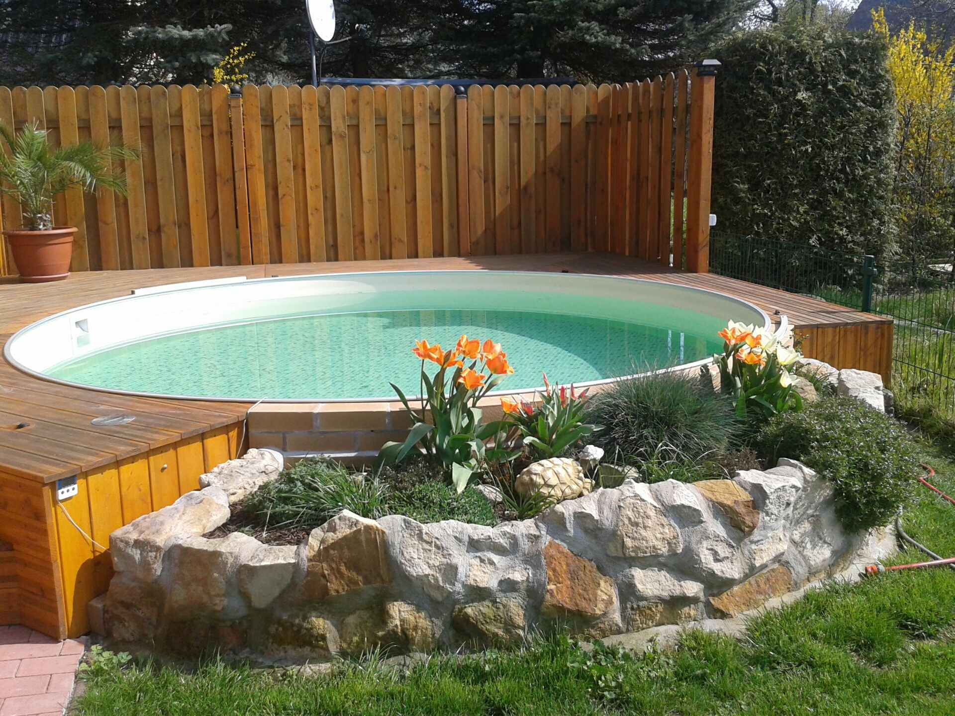 Pin by Angel Snyder on Pools | Pinterest | Backyard ...