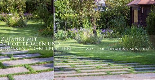 Einfahrt Einfahrt gestalten Hofeinfahrt gestalten Ideen Gestaltung ...