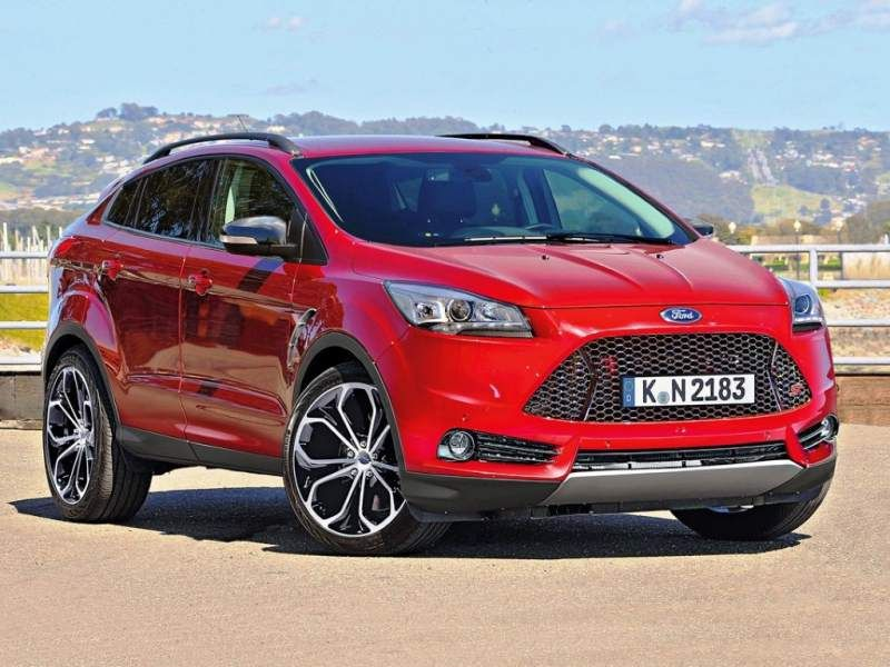 New 2016 Ford Kuga Price Release Date Specs Review Mpg Ford