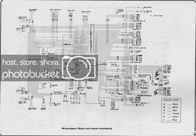 Wiring Diagram For Nissan 1400 Bakkie 7 Diagram Nissan Wire