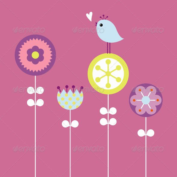 Realistic Graphic DOWNLOAD (.ai, .psd) :: http://hardcast.de/pinterest-itmid-1000873274i.html ... Bird And Flower ... <p>Bird and flower card</p> bird, flower, heart, illustration, love, vector  ... Realistic Photo Graphic Print Obejct Business Web Elements Illustration Design Templates ... DOWNLOAD :: http://hardcast.de/pinterest-itmid-1000873274i.html