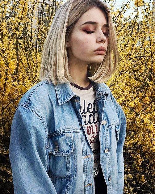Pinterest Amymckeown5 Short Hair Styles Short Blonde Hair Grunge Hair