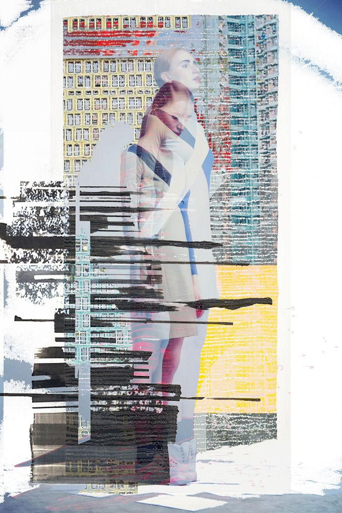 Malevich-collage - bundenko photography