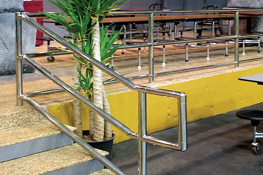 Best Stainless Steel Ada Handicap Railings By Atlantis Rail 400 x 300