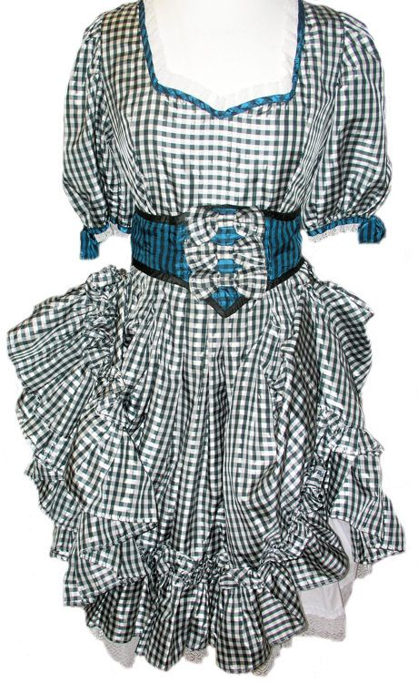 Love the dress. Just wish I could wear it! | Gingham ...
