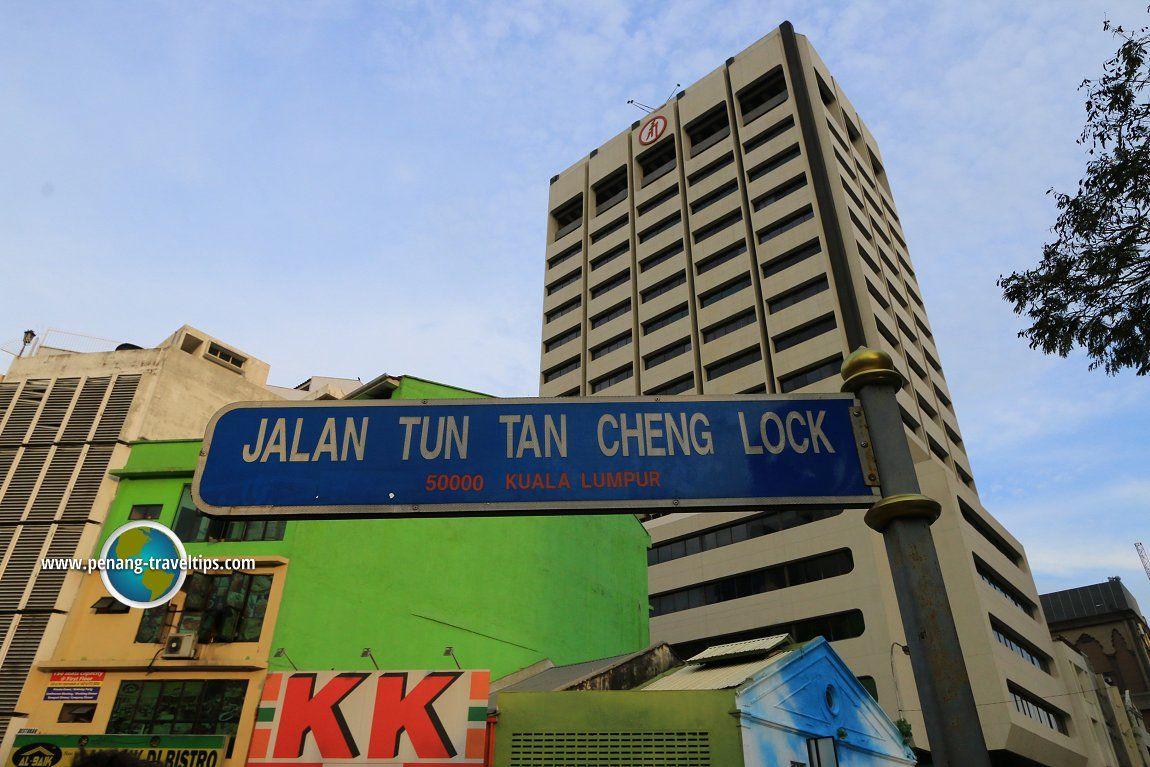 Jalan Tun Tan Cheng Lock Kuala Lumpur Kuala Lumpur Kuala Lumpur Travel Cheng