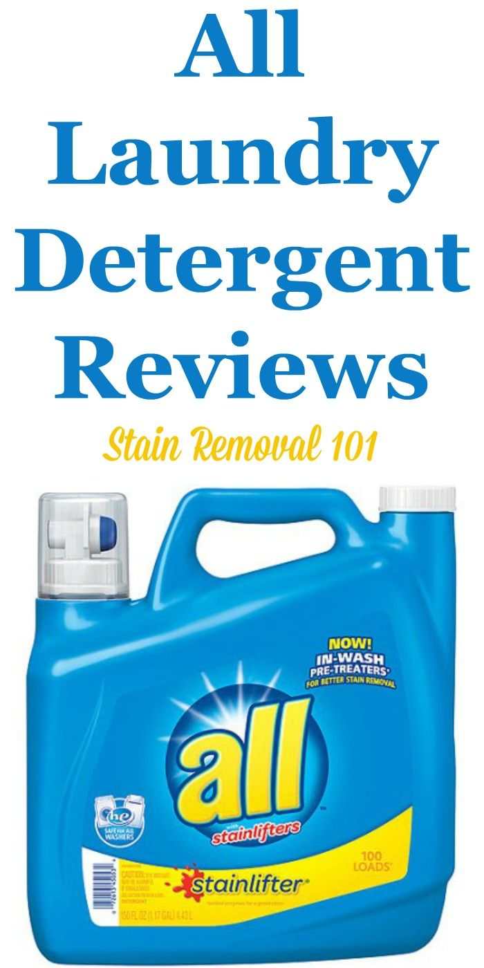 All Detergent Reviews Ratings And Information Laundry Pods