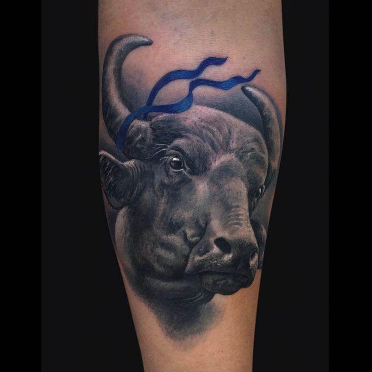 tattoo water buffalo animals tattoo pinterest buffalo water and tattoos and body art. Black Bedroom Furniture Sets. Home Design Ideas