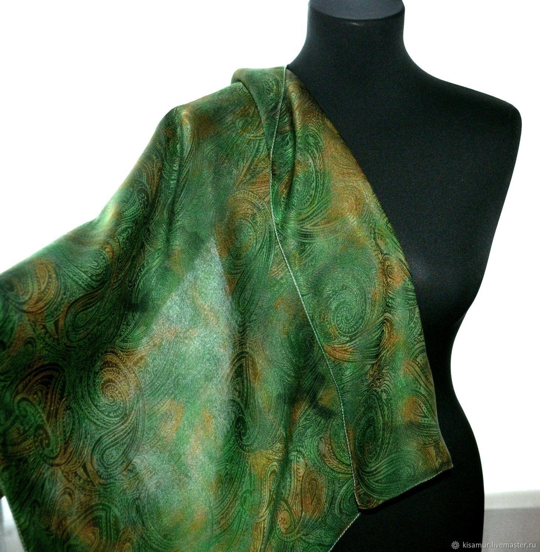 платок подарок с ярмарки