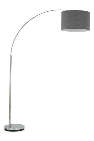 Buy large curve arm floor lamp from the next uk online shop the buy large curve arm floor lamp from the next uk online shop mozeypictures Images