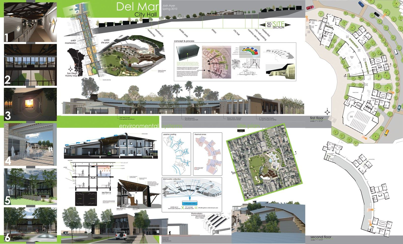 Architecture Design Presentation Sheets del mar proposed city plan. | architecture - plans | pinterest