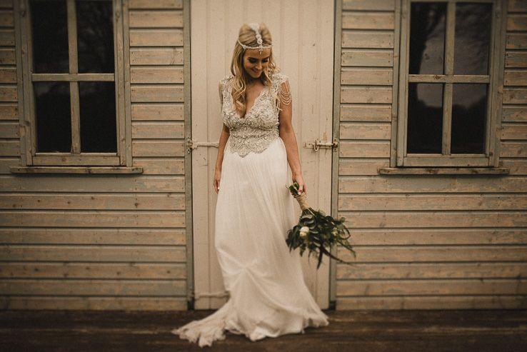 L + A   Tankardstown House Wedding