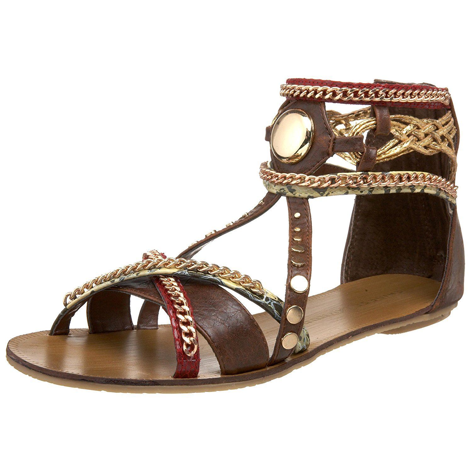 5637b846f826 Chinese Laundry Women s Retouch Gladiator Sandal   Click image to review  more details.