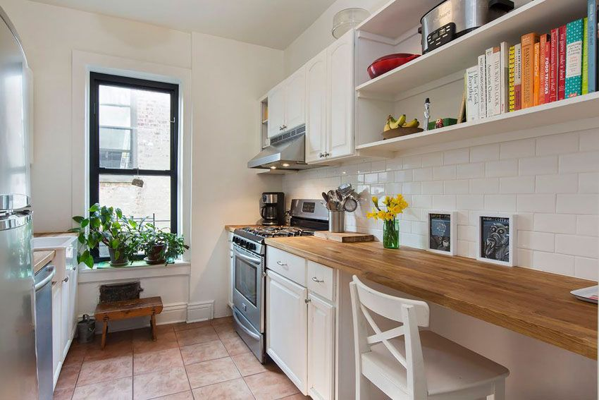 23 Small Galley Kitchens Design Ideas Galley kitchens Subway