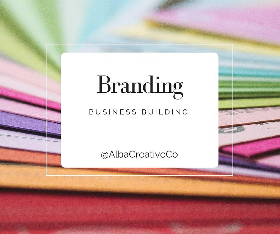 Branding and building your business. A Little Bit Adrift blog.