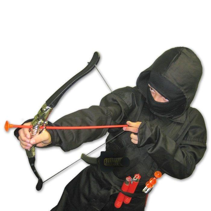 Karatemart Ninja Costume & Blue Ninja