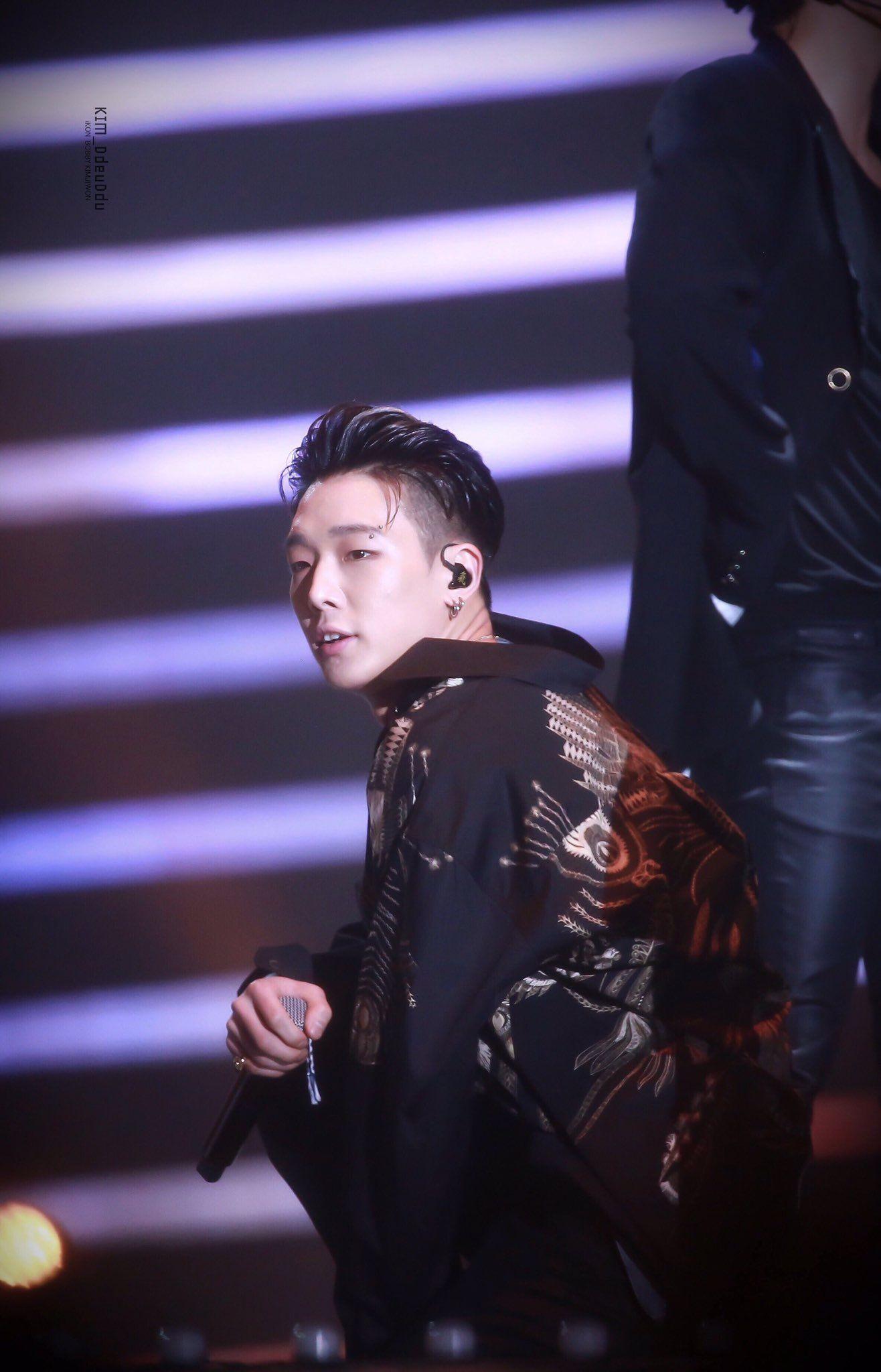 Jinhwan Ikon Lt3 In 2018 Bobby