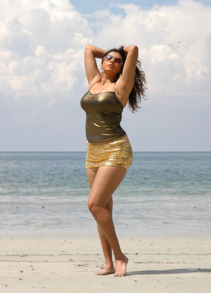 Namitha Spicy Bikini
