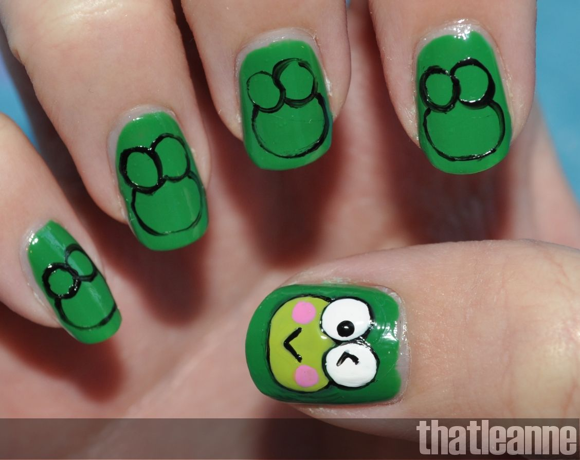 Hello kitty frog nail art pinterest frogs hello kitty frog frogsgoogle imageshello kittynail designsartnail prinsesfo Choice Image