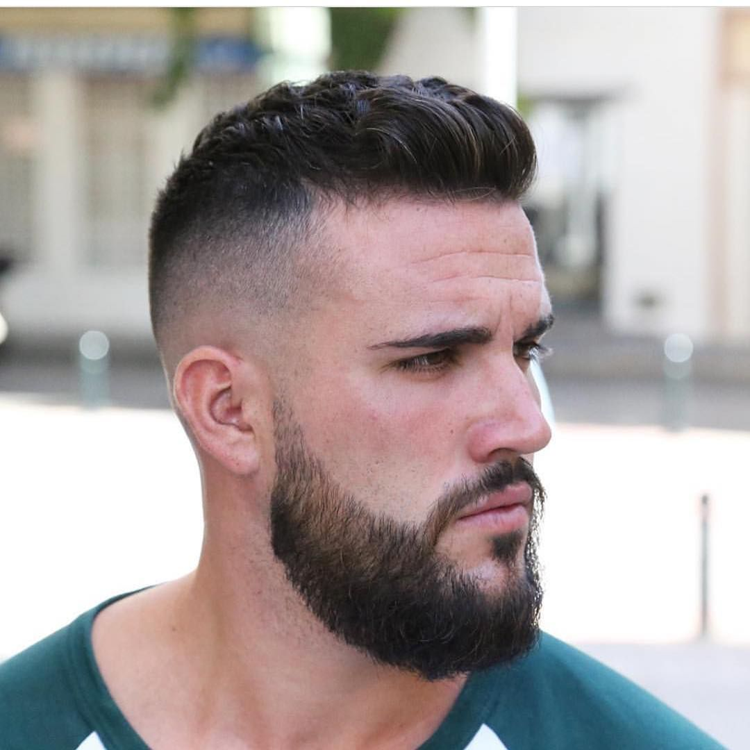 25 Short Hairstyles For Men With Cowlicks In 2018 Mens Hairstyles