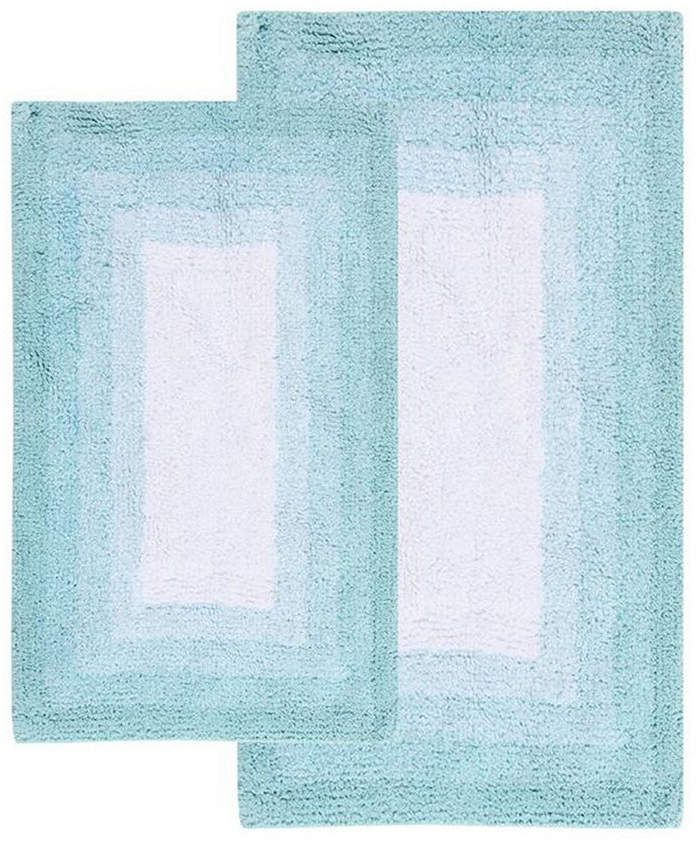 Whitney Ombre Reversible Bath Rug Products In 2019