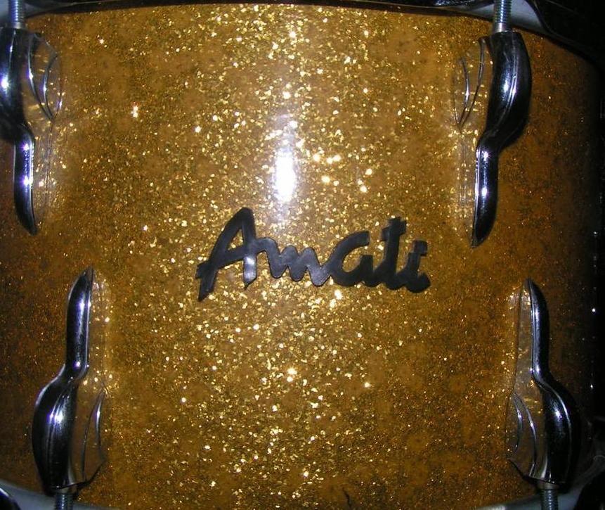 gold amati drum - Google Search