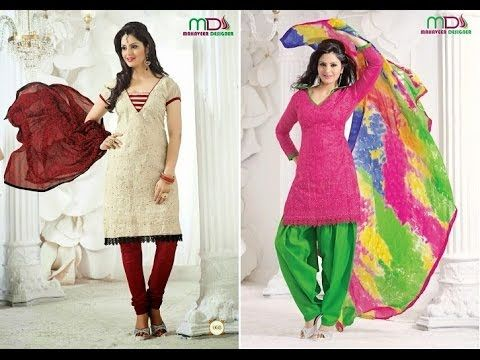 Designer Churidar - Aasin Collection @ http://www.aapkabazar.in/clothes.html