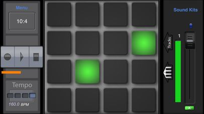 BeatPad on App Store:   Shhh... Secret Sale. Tell only the people you think deserve something great! Use BeatPad to fully produce every element of your song then expo...  Developer: XME Inc.  Download at http://ift.tt/1tk6Txc