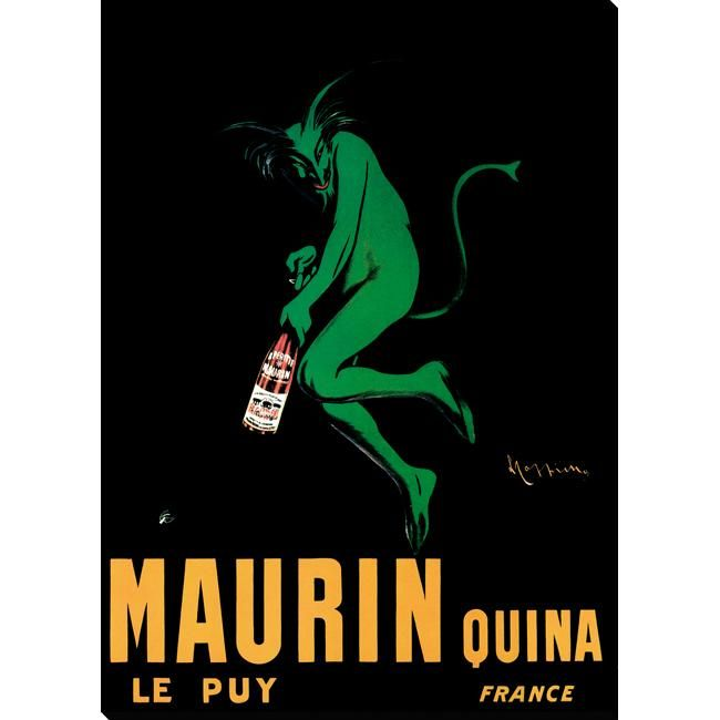 Gallery Direct 'Maurin Quina' Canvas Art