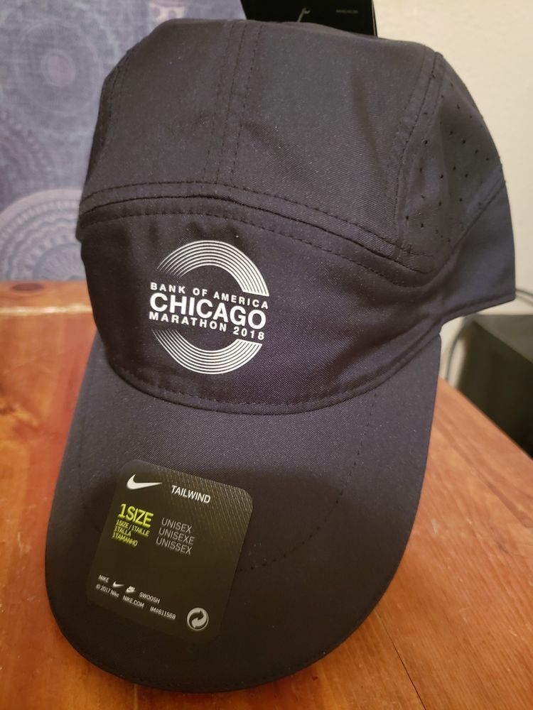 c7a0af42 Bank Of America Chicago Nike Marathon 2018 BRAND NEW Aerobill Running Hat  #fashion #clothing #shoes #accessories #mensaccessories #hats (ebay link)