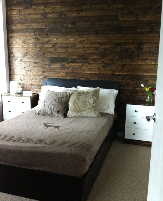 Modern Classic And Rustic Bedrooms: Jodi's Modern Rustic Bedroom