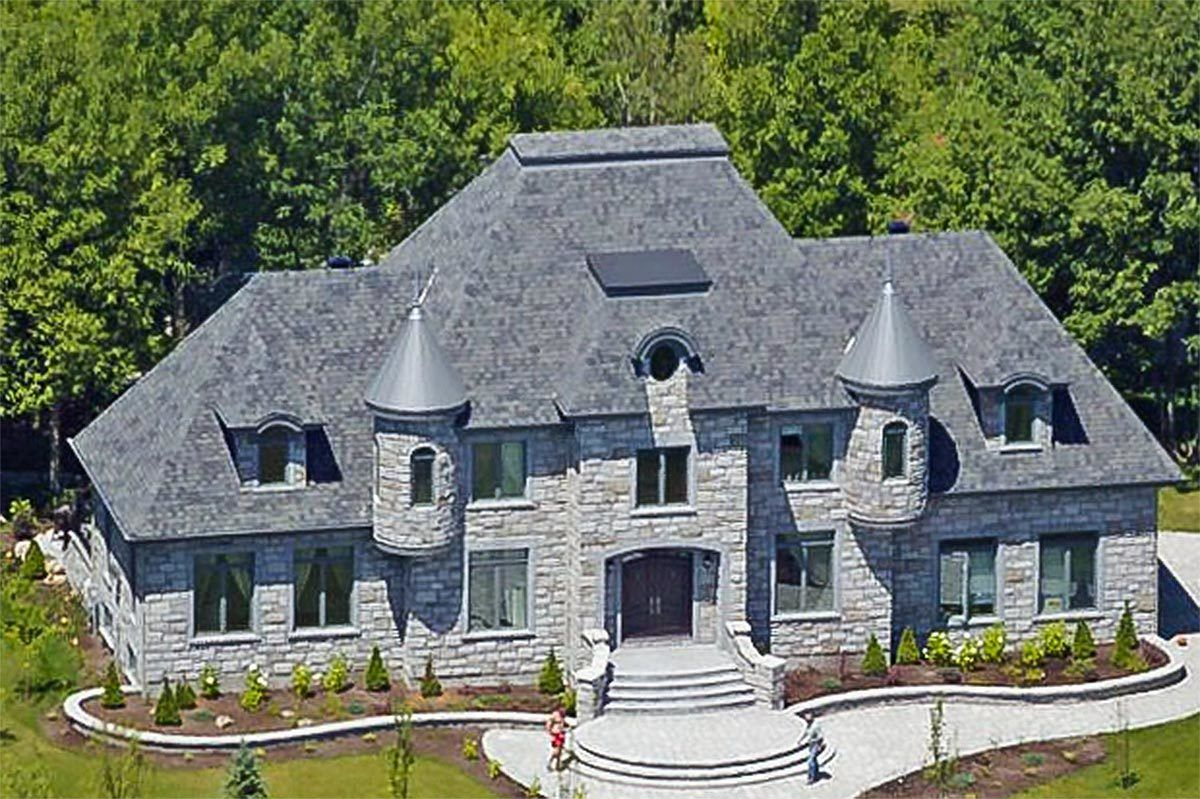 Plan 9025pd 4 Bed French Chateau House Plan French Chateau
