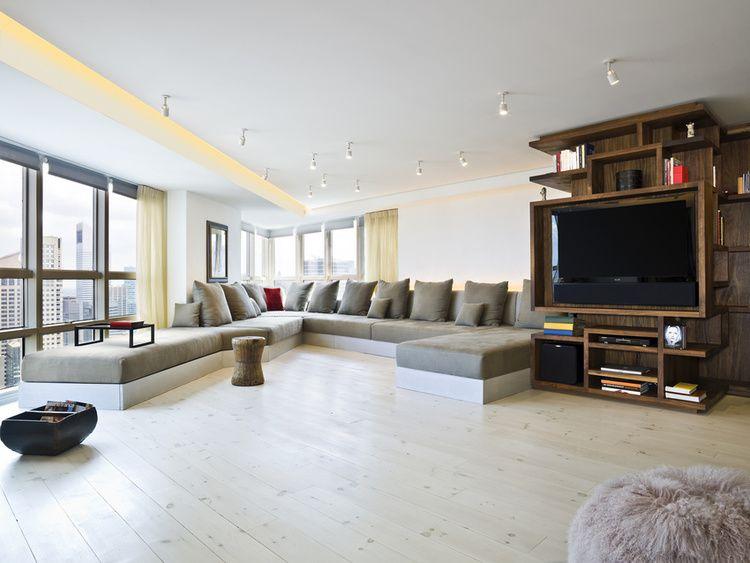 nice Brighten and lighten up your living room | Dream Home Design ...