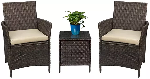 Amazon Com Outdoor Patio Apartment With Images Porch