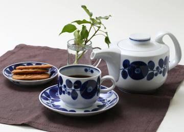 白山陶器/BLOOM ブルーム コーヒーカップ&ソーサー - 湯のみ/カップ - 通販カタログ - スタイルストア