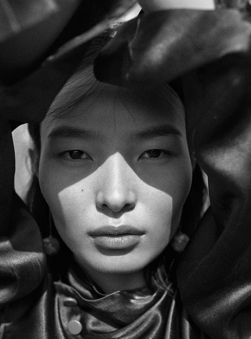 Supernation magazine issue 3 ling liu by zoltan tombor fashion editorials