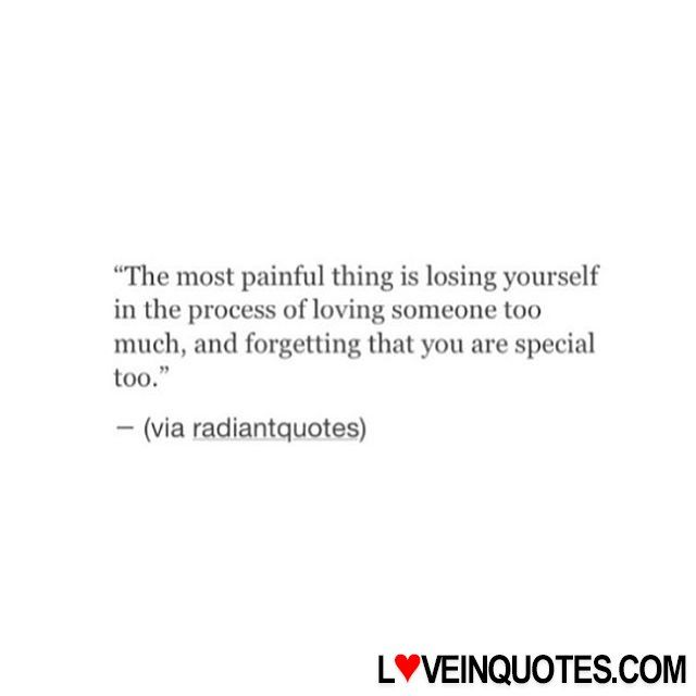 http://loveinquotes.com/the-most-painful-thing-is-losing-yourselfin-the-process/ #LoveQuotes, #Quotes, #RelationshipQuotes #lovequotes #lovequotesforhim #lovequotesforher #relationshipquotes