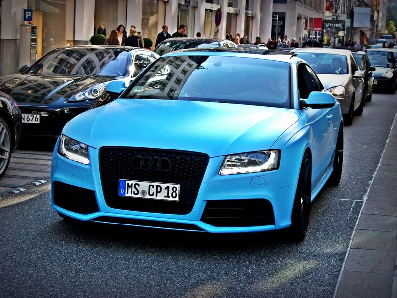 matte baby blue audi rs5 motor pinterest audi rs5 cars and dream garage. Black Bedroom Furniture Sets. Home Design Ideas