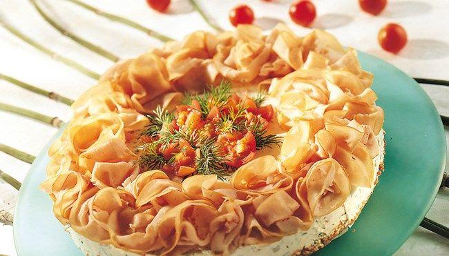 Hyydytetty kalkkunakakku - K-ruoka