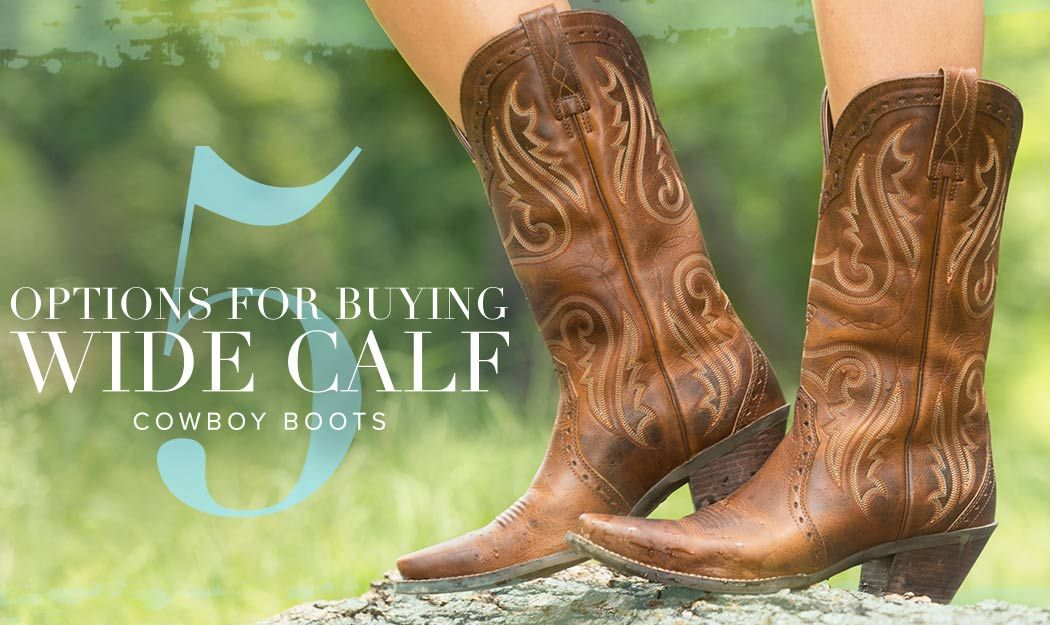 Buying Guide Wide Calf Boots